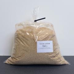 Sciure de bois hêtre - 5 kg