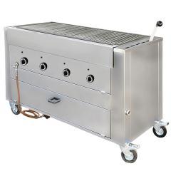 Barbecue gaz professionnel G1510