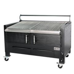 Barbecue bois double B1455