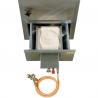 Tiroir gaz pour fumer à chaud fumoirs FM2-70 et FM2-70/60