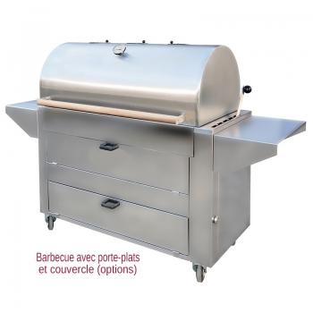 Barbecue pour restaurant B1260 au charbon de bois
