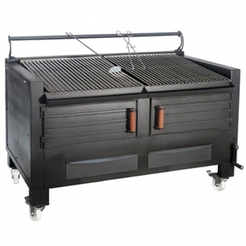 Barbecue pro charbon double B1455