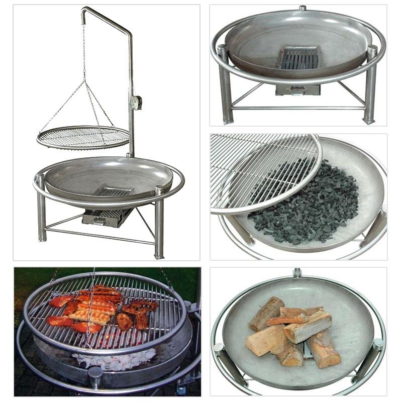 Barbecue suspendu pro 1200