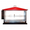 foyer tournebroche électrique pour station barbecue ST1