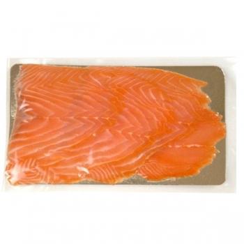 Plaques à saumon or et argent 160x520