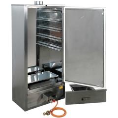 Fumoir gaz FM2-70 pour fumage à chaud