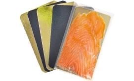 Plaques à saumon